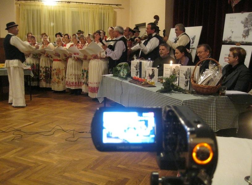 Promocija Čitanke u Okešincu,5.12.2012.