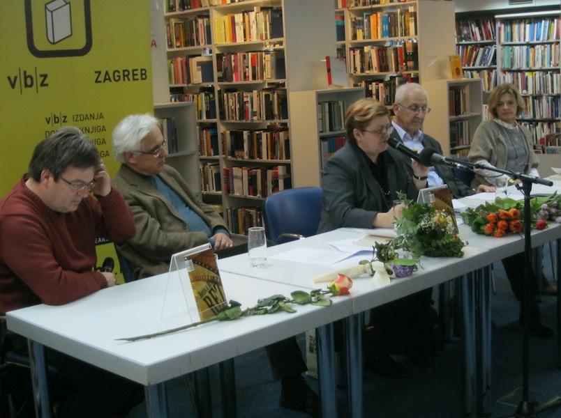 Promocija Reza, Knj.Ogrizović 28.2.2013.