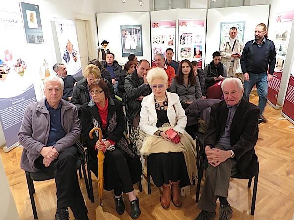 Zainteresirani za kulturne događaje (Fotografija Miljeko Brezak / Acumen)