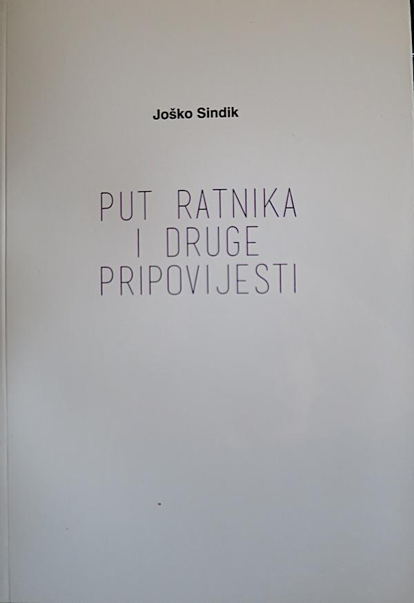 Naslovnica posljednje Sindikove knjige