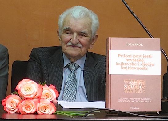 Joža Skok / Fotografija Miljenko Brezak