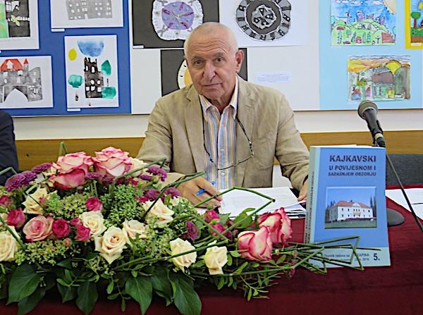 Prof. dr. sc. Alojz Jembrih / Fotografija Miljenko Brezak