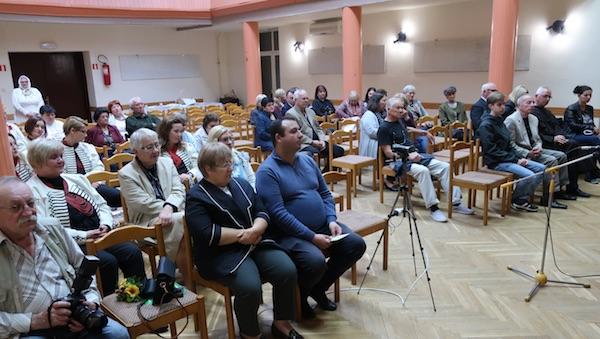Jedan dio vrlo posvećene publike / Fotografija Miljenko Brezak