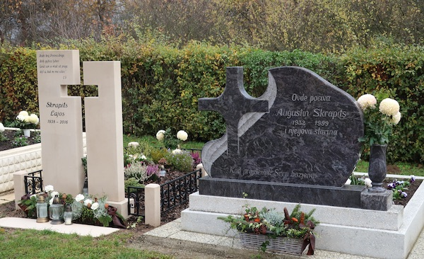 Iako napisana mađarski, hrvatska prezimena još živa i na grobljima / Fotografija Božica Brkan