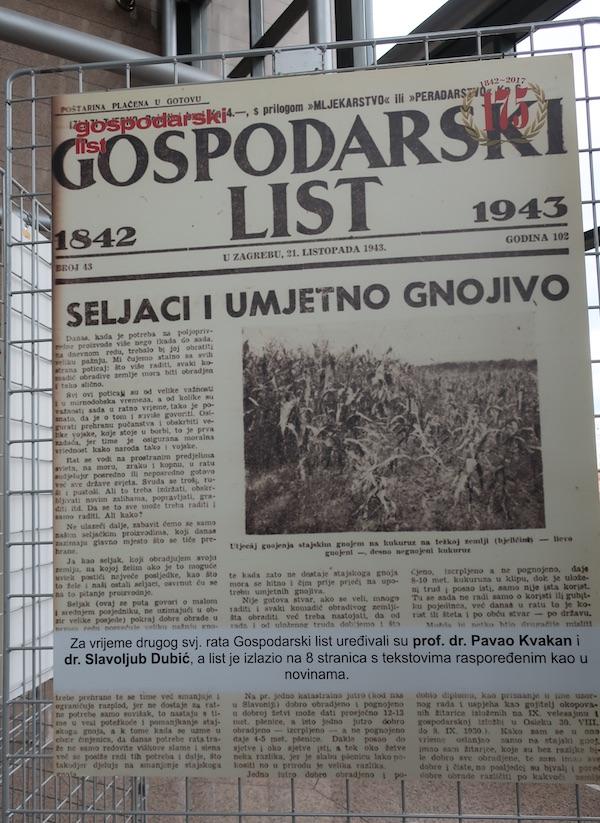Jedna od povijesnih naslovnica / Fotografija Miljenko Brezak