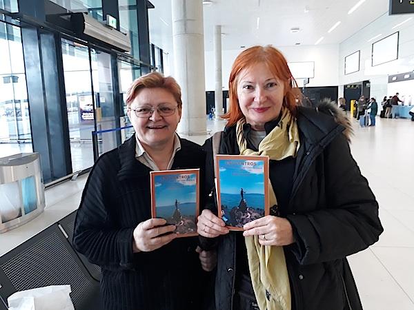 Božica Brkan i Željka Lovrenčić iz Kolumbije su se vratile s novom panoramom hrvatskih pjesnika na španjolskom