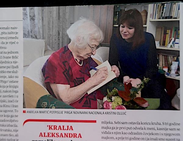 Presnimka fotografije Tomislava Čuveljaka i Nacionala
