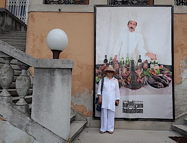 Izložba fotografija Haludizam Damira Fabijanića u Hrvatskom muzeju Arhitekture HAZU (Fotografija Miljenko Brezak / Acumen)