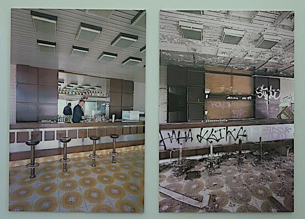 S izložba fotografija Haludizam Damira Fabijanića u Hrvatskom muzeju Arhitekture HAZU (Presnimio Miljenko Brezak / Acumen)
