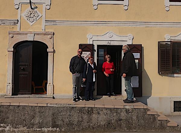 Palčava šiša u Plešcima iz 1856. spaja Sloveniju i Hrvatsku / Fotografija Miljenko Brezak