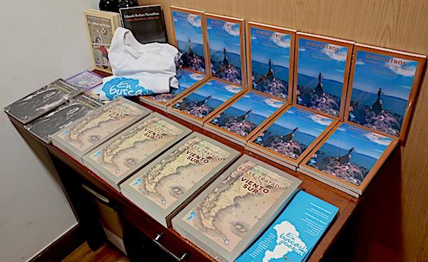 Dio izdanja nakladničke kuće Editorial Escarabajo iz Bogote / Fotografija Božica Brkan