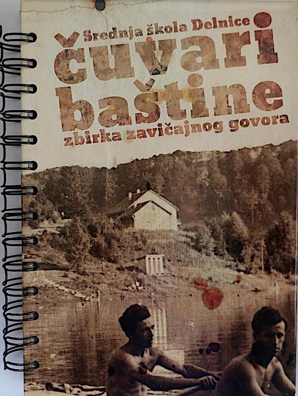 Kajkavski rječnik delnički srednjoškolaca