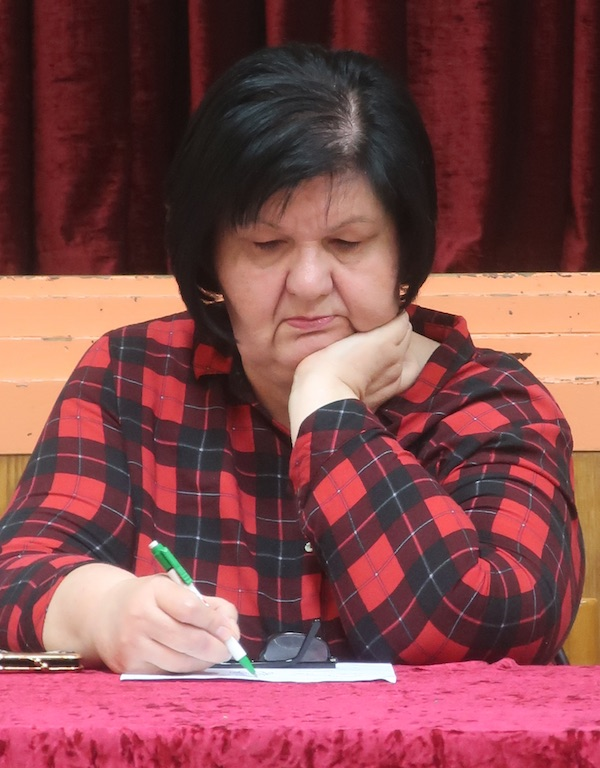 Haiku pjesnikinj i autorica antologije te prevoditeljica Đurđa Vukelić Rožić / Fotografija Miljenko Brezak