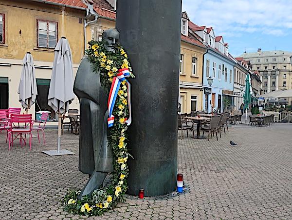 Za rođendan ovjenčan Šenoa 15. studenoga 2018. u svojoj Staroj Vlaškoj / Fotografija Miljenko Brezak