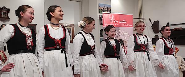 Kutinske Ivančice upravo su se vratile s francuske turneje / Fotografija Božica Brkan