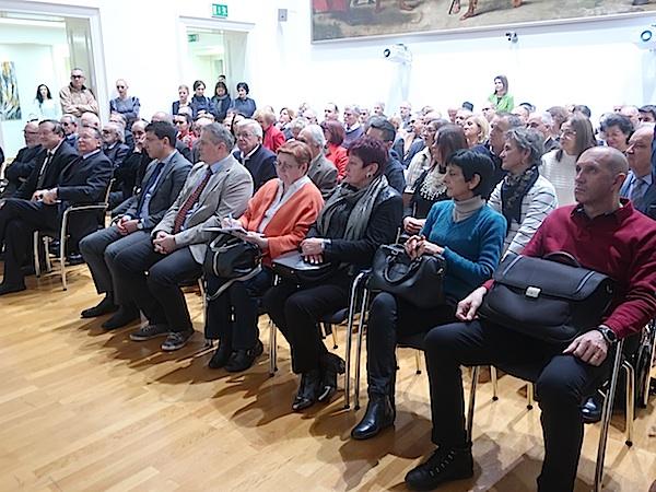 Samo dio brojne publike / Fotografija Miljenko Brezak