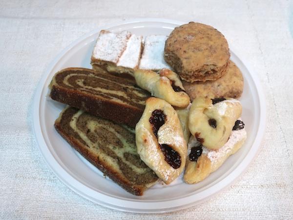 Na kraja - starinski kolači / Fotografija Miljenko Brezak