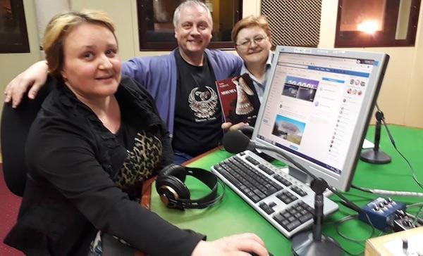 Kajkavsko veselje u studiji HR Sljeme (Fotografija Miljenko Bezak)