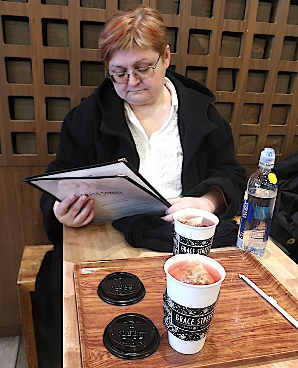 Božica Brkan: što još ima osim kave za van? (Fotografija Miljenko Brezak)