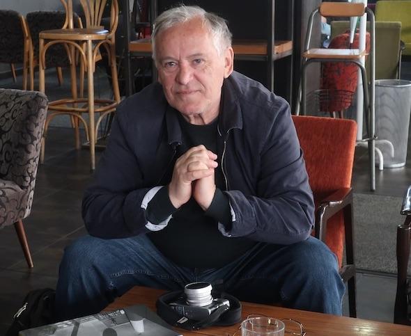 Stanko Abadžoć / Fotografija Miljenko Brezak