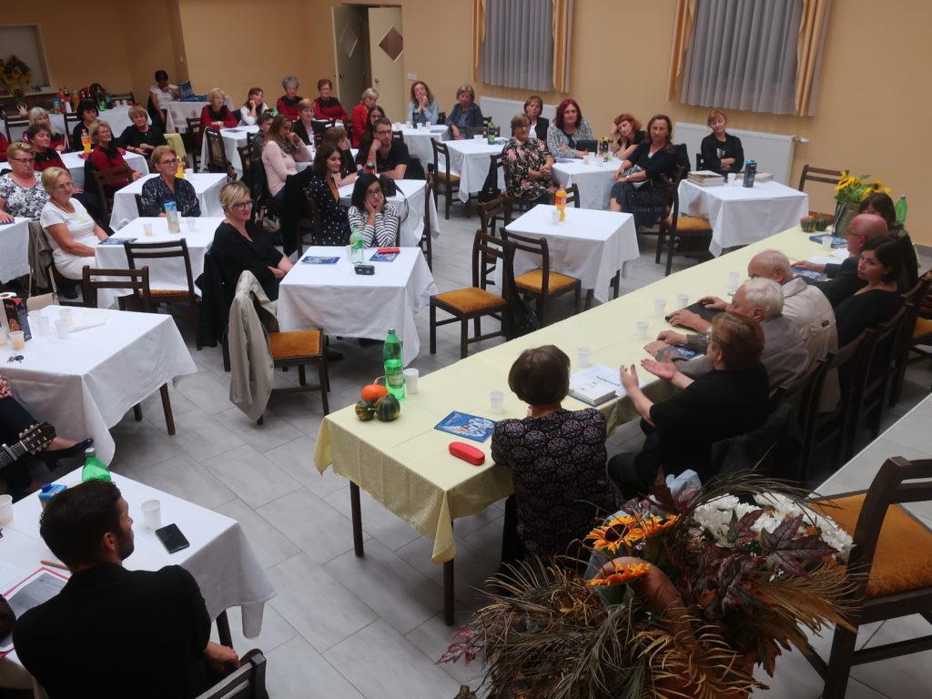 Samo dio vrlo zainteresirane publike / Fotografija Miljenko Brezak