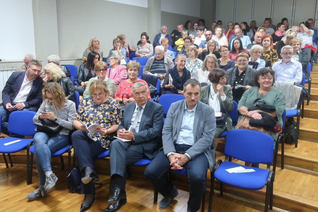 Samo dio krapinske publike / Fotografija Miljenko Brezak